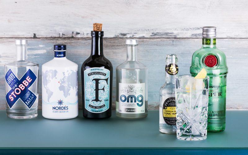 Erfrischend: Die besten Gin&Tonics für den Sommer